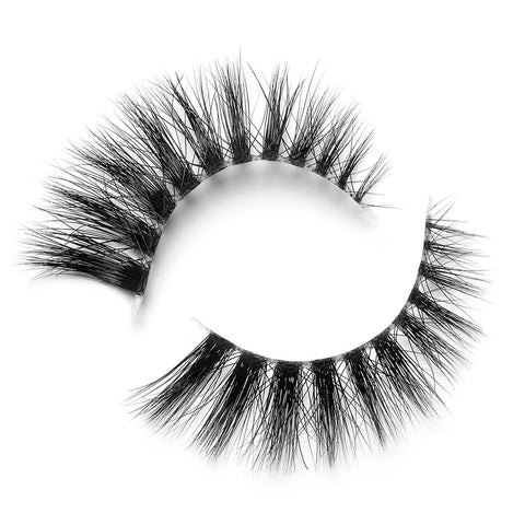 Lilly Lashes 3D Mink Band-Less Lashes - Janice
