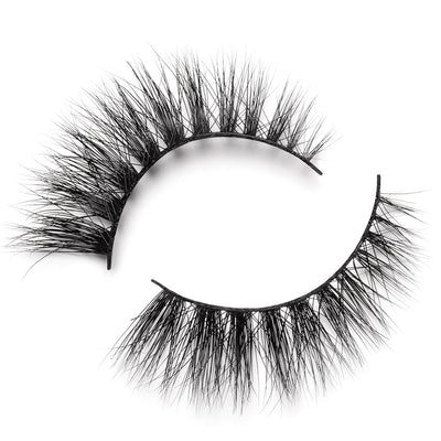Lilly Lashes 3D Faux Mink Lashes - Doha