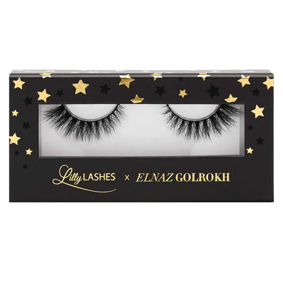 Lilly Lashes 3D Mink Lashes - Elnaz