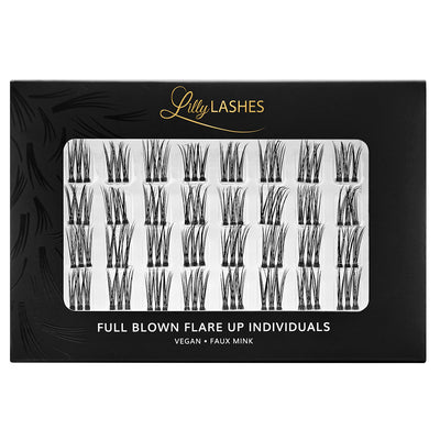 Lilly Lashes Full Blown Flare Up Individual Lashes