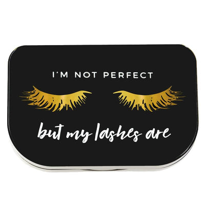 "Lilly Lashes - ""I'm Not Perfect"" Lash Case"