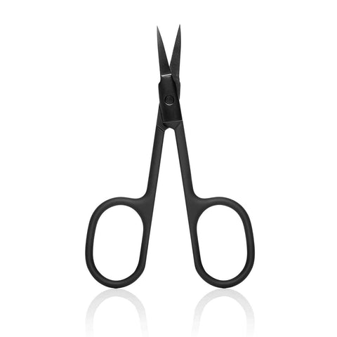 Lilly Lashes - Matte Black Eyelash Scissors