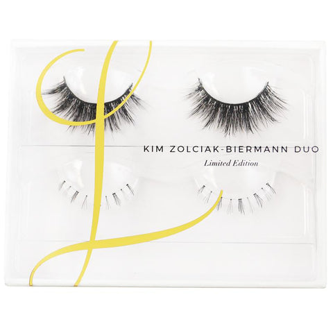 Lilly Lashes 3D Mink Lashes - Tops & Bottoms by Kim Zolciak-Biermann (Packaging 1)
