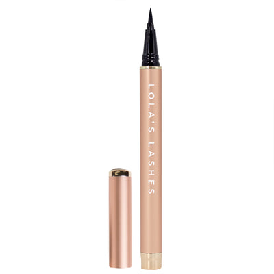 Lola's Lashes - Flick & Stick Adhesive Eyeliner Precision Pen Black