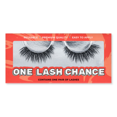 One Lash Chance False Eyelashes - 008