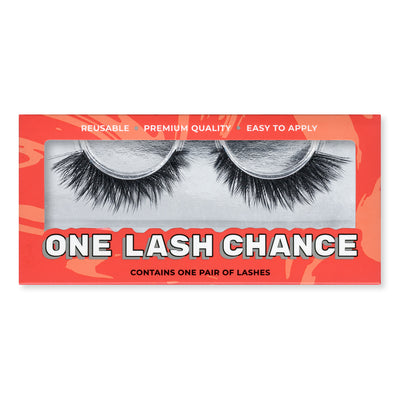 One Lash Chance False Eyelashes - 010