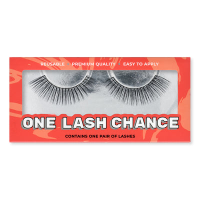 One Lash Chance False Eyelashes - 012