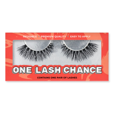 One Lash Chance False Eyelashes - 014