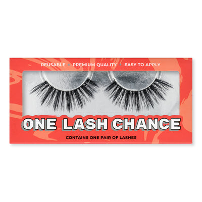One Lash Chance False Eyelashes - 018