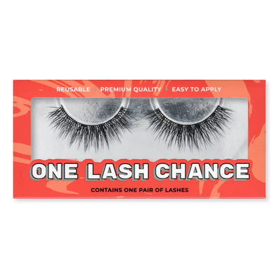 One Lash Chance False Eyelashes - 019