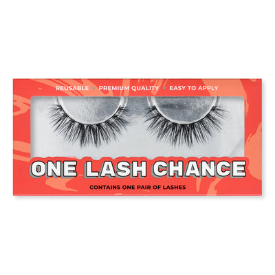 One Lash Chance False Eyelashes - 020