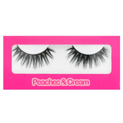 Peaches and Cream Faux Mink Lashes - Style No. 26
