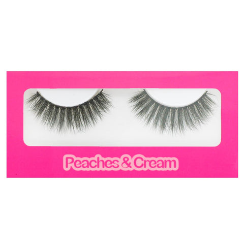 Peaches and Cream Faux Mink Lashes - Style No. 27