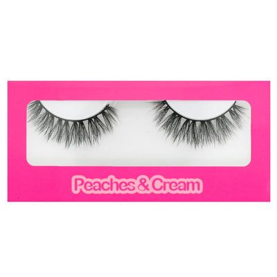 Peaches and Cream Faux Mink Lashes - Style No. 28