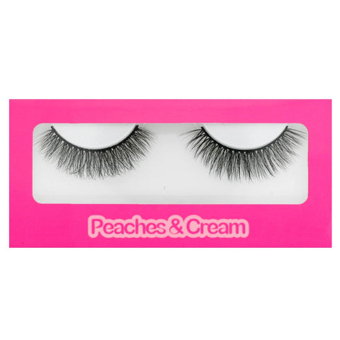 Peaches and Cream Faux Mink Lashes - Style No. 29