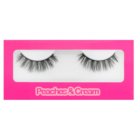 Peaches and Cream Faux Mink Lashes - Style No. 30