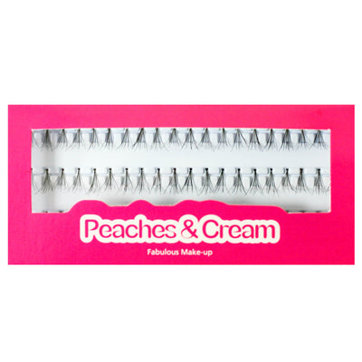 Peaches and Cream - Individual Lashes 10mm (Short)