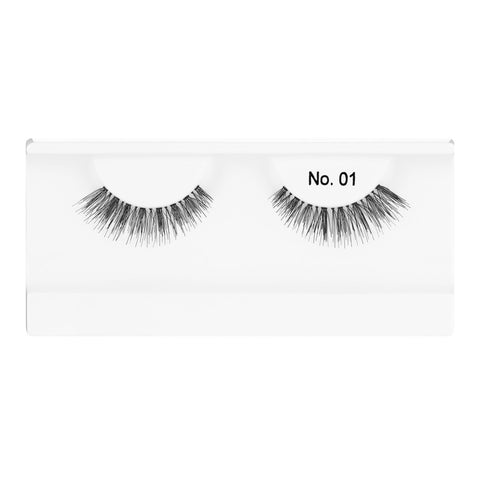 Peaches and Cream Lashes - Style No. 1 (Tray Shot)