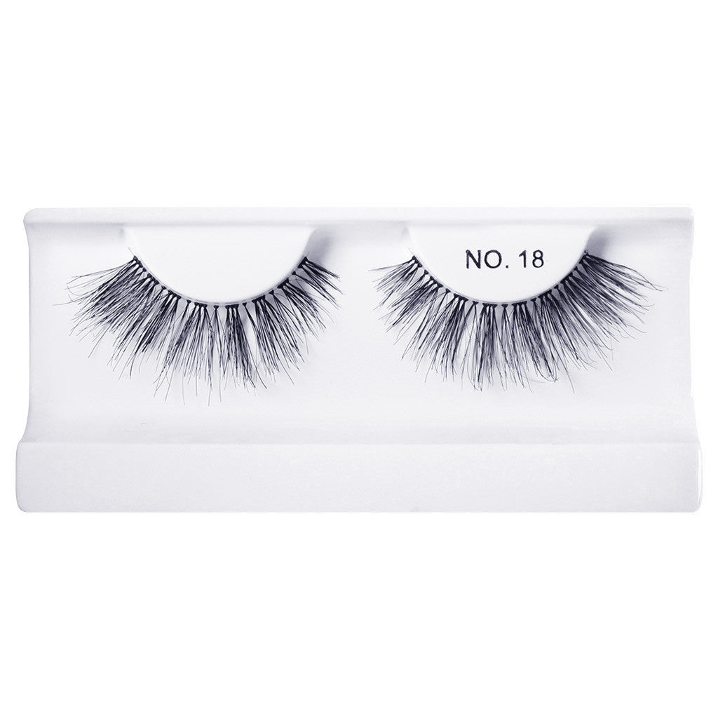 Peaches and Cream Lashes - Style No. 18 (Tray Shot)