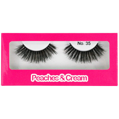 Peaches and Cream Lashes - Style No. 35