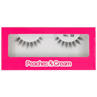 Peaches and Cream Lashes - Style No. 39