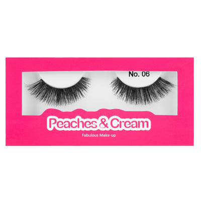 Peaches and Cream Lashes - Style No. 6