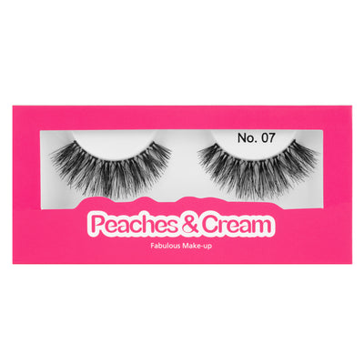 Peaches and Cream Lashes - Style No. 7