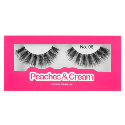 Peaches and Cream Lashes - Style No. 8