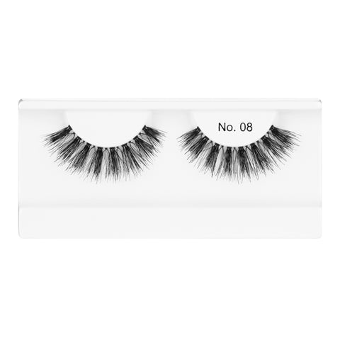 Peaches and Cream Lashes - Style No. 8 (Tray Shot)