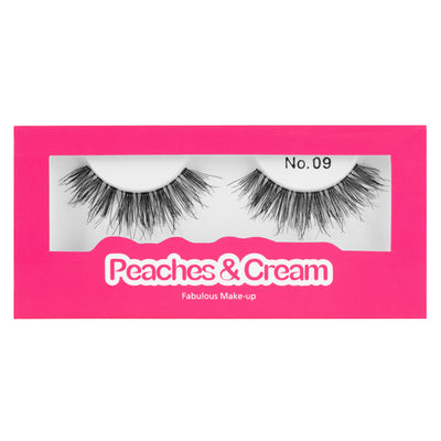 Peaches and Cream Lashes - Style No. 9