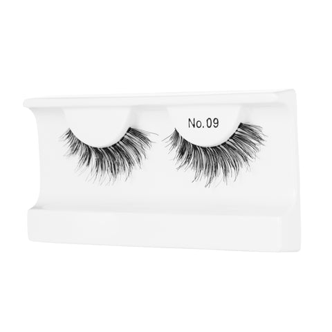Peaches and Cream Lashes - Style No. 9 (Angled Tray Scan)