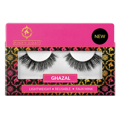 Pinky Goat Glam Collection Lashes - Ghazal