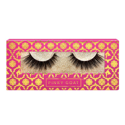 Pinky Goat 3D Silk Collection Lashes - Mayar