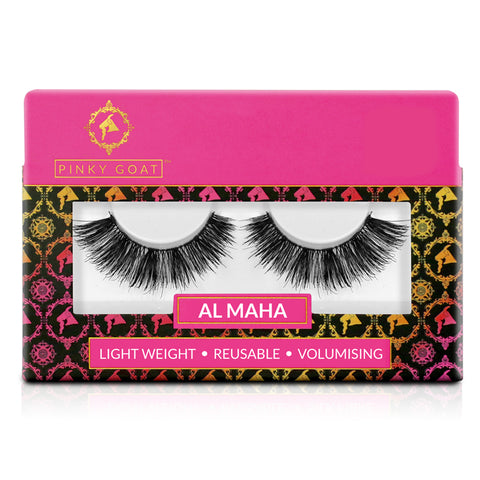 Pinky Goat Natural Lashes - Al Maha