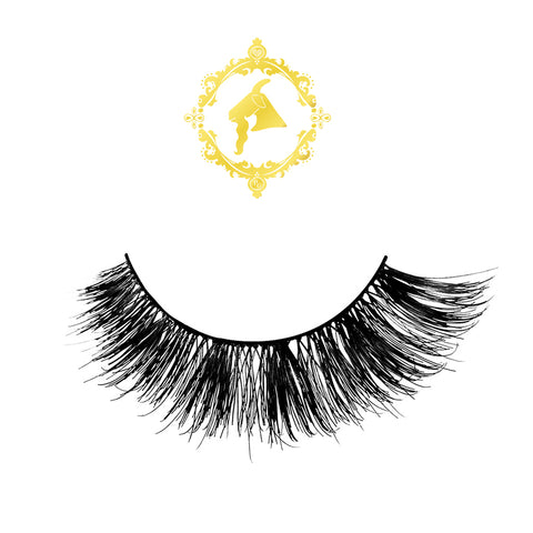 Pinky Goat Natural Lashes - Al Maha (Lash Scan)