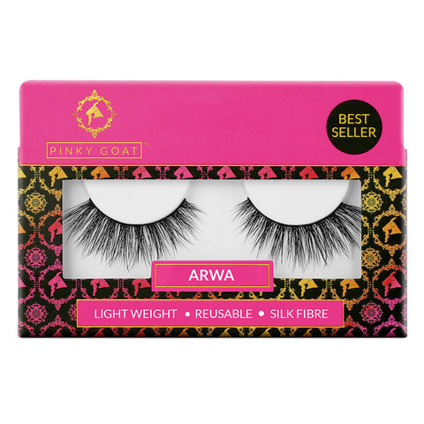 Pinky Goat Glam Collection Lashes - Arwa