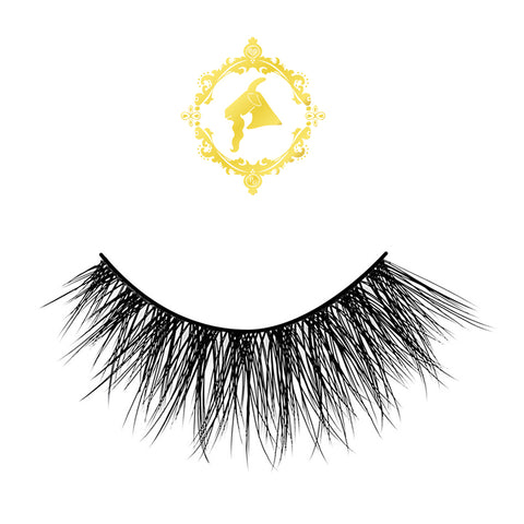 Pinky Goat Glam Collection Lashes - Arwa (Lash Scan)
