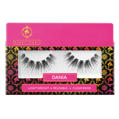 Pinky Goat Natural Lashes - Dania
