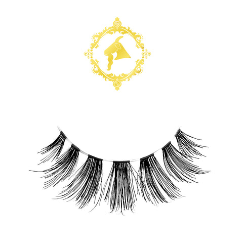 Pinky Goat Natural Lashes - Dania (Lash Scan)