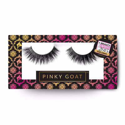 Pinky Goat Glam Collection Lashes - Leila