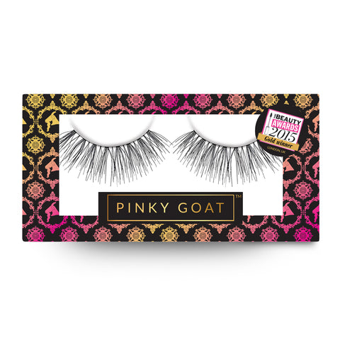Pinky Goat Natural Lashes - Mai