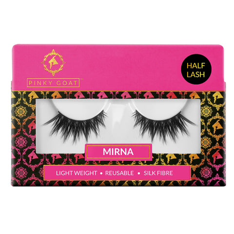 Pinky Goat Party Lashes - Mirna