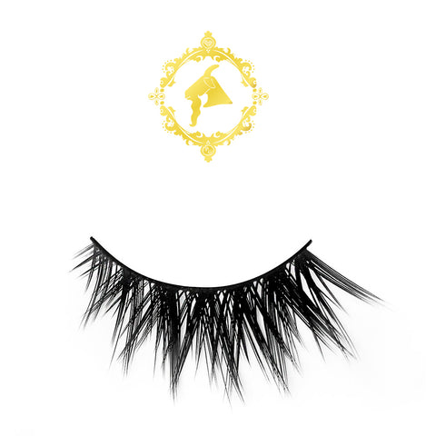 Pinky Goat Party Lashes - Mirna (Lash Scan)