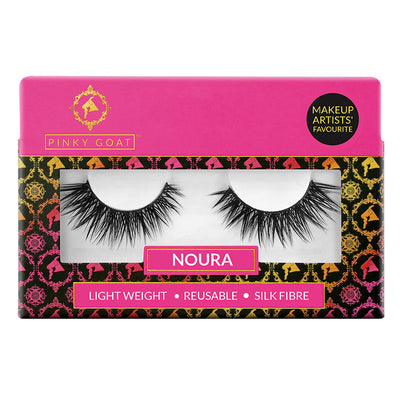 Pinky Goat Glam Collection Lashes - Noura
