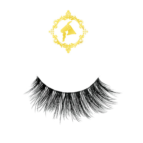 Pinky Goat Faux Mink Lashes - Reem (Lash Scan)