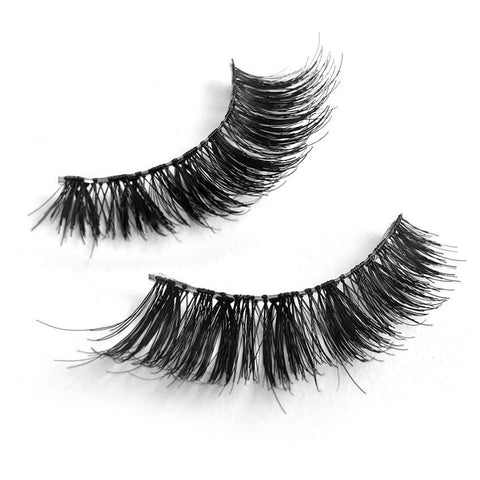 Pinky Goat Natural Lashes - Al Maha (Lash Scan 2)