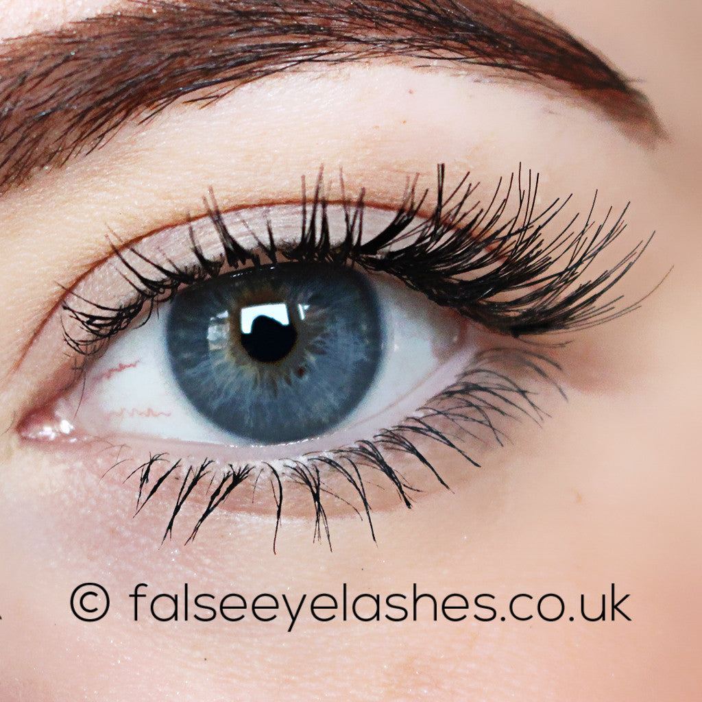 Red Cherry Demi Lashes Style Ds04 Demi Wispy Accent False Eyelashes