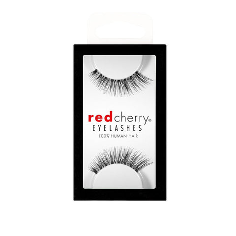 Red Cherry Lashes Style Nude Onyx Packaging Shot
