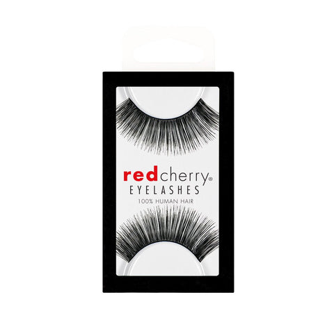 Red Cherry Lashes Style #100 (Cali) Packaging Shot