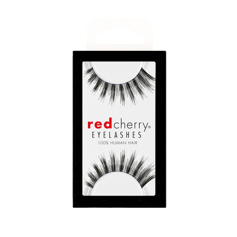 Red Cherry Lashes Style #106 (Coco) Packaging Shot
